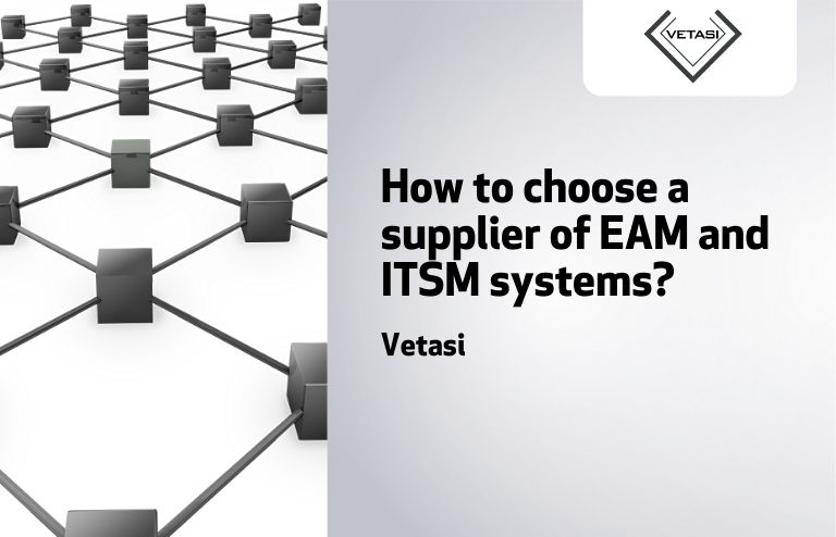 ITSM and EAm system