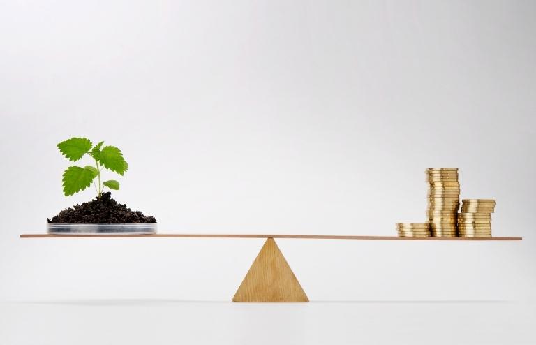 Sustainable balance